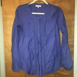Skies Are Blue Women's Blouse (M)